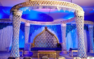 Asian wedding decorations in london sapphire london decorations decorations decorations junglespirit Choice Image
