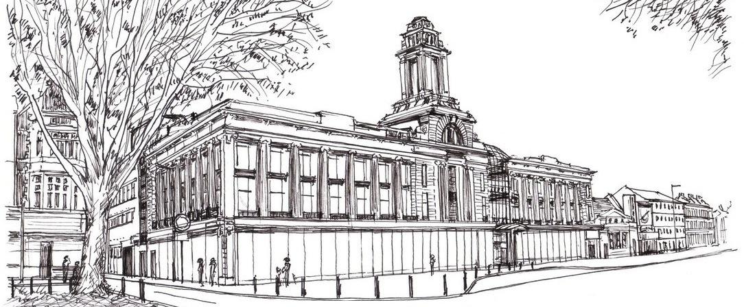 Sapphire Wickham Hall